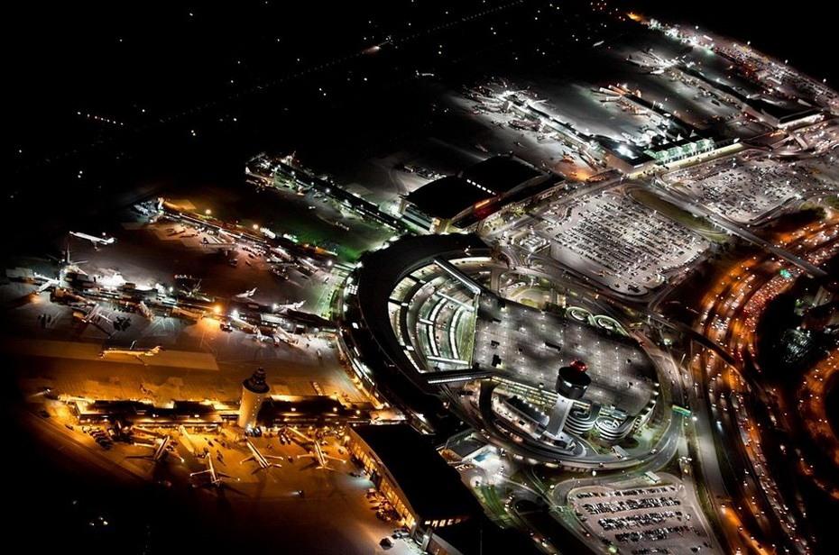 Аэропорт Нью-Йорк