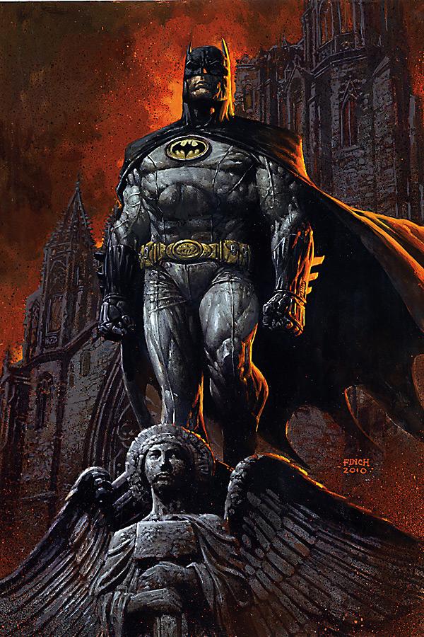 Бэтмен, Дэвид Финч