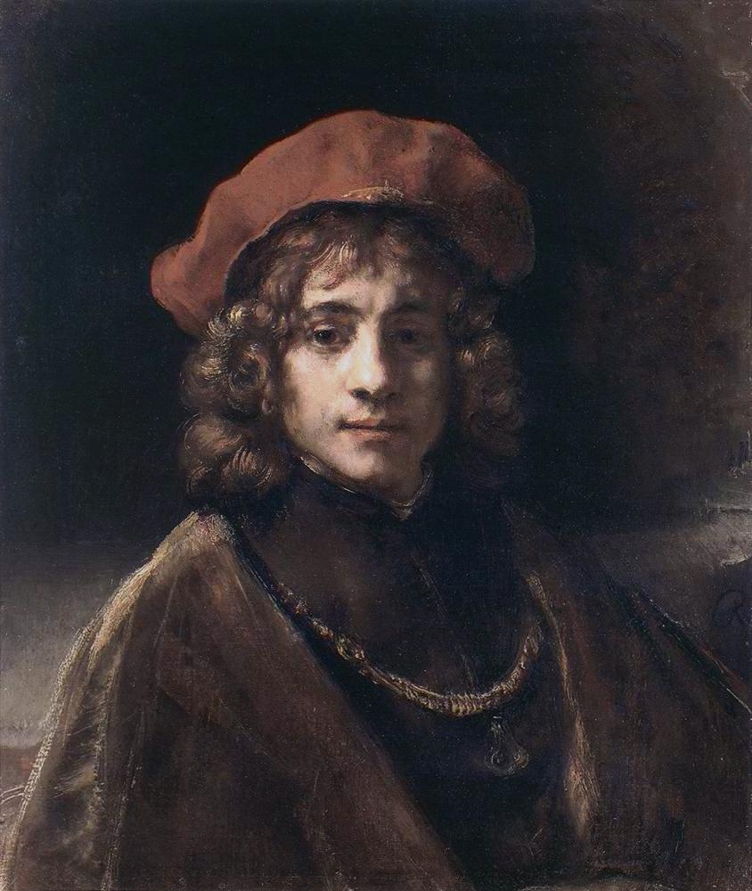 Титус, Рембрандт