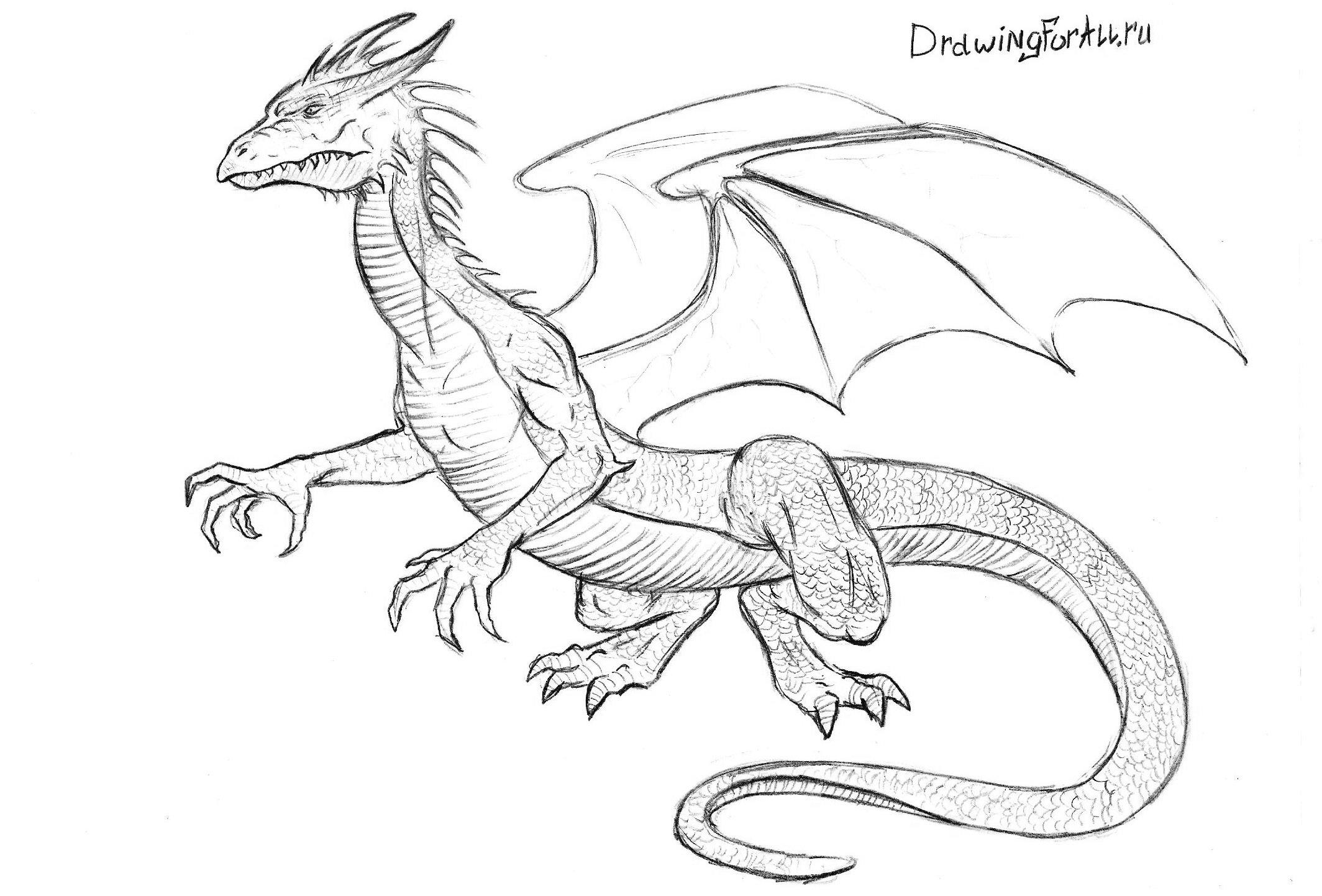 чешуя дракона