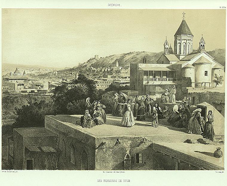 Грузия, Тифлис