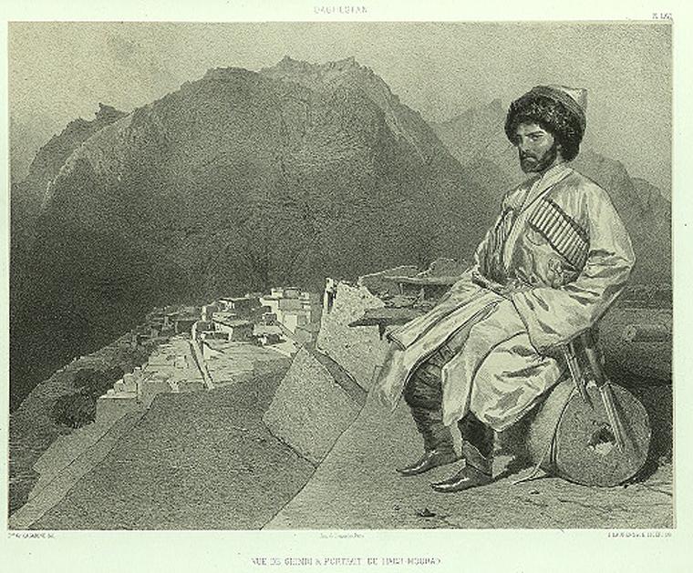 Хаджи-Мурат, кавказец