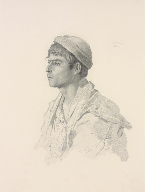 Грузин рисунок