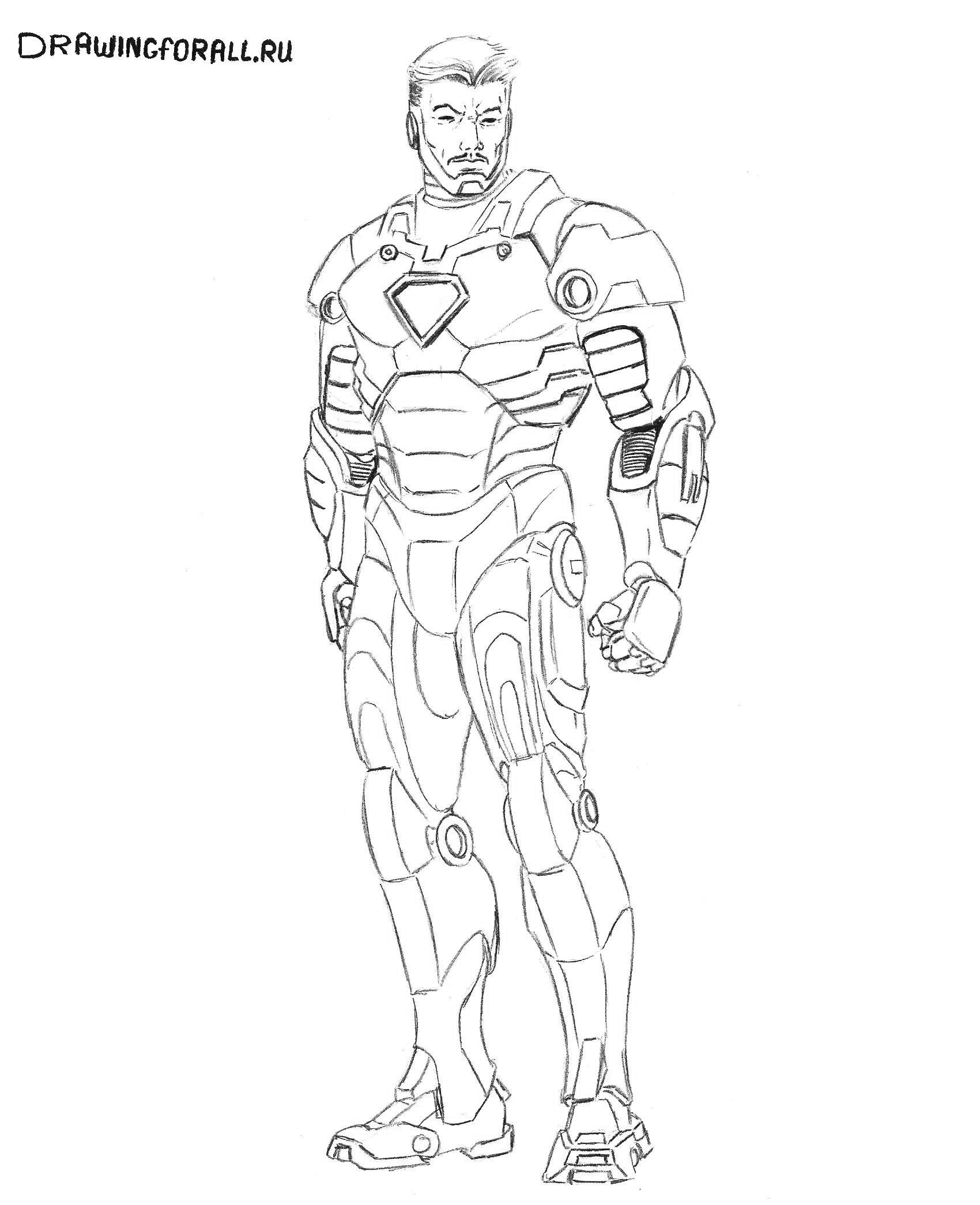 Железный человек из фильма