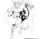 Как нарисовать классического Тора