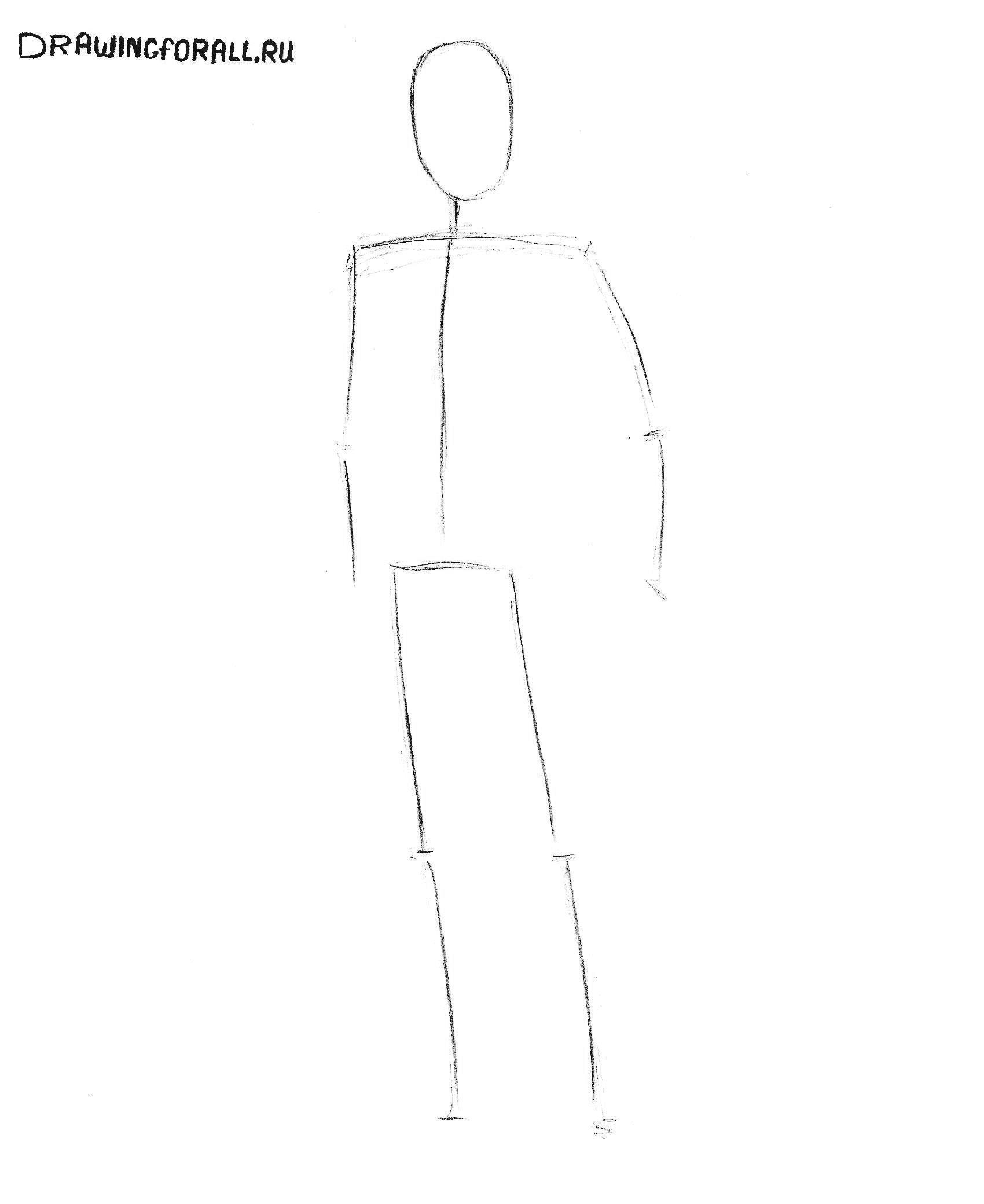 как нарисовать железного человека