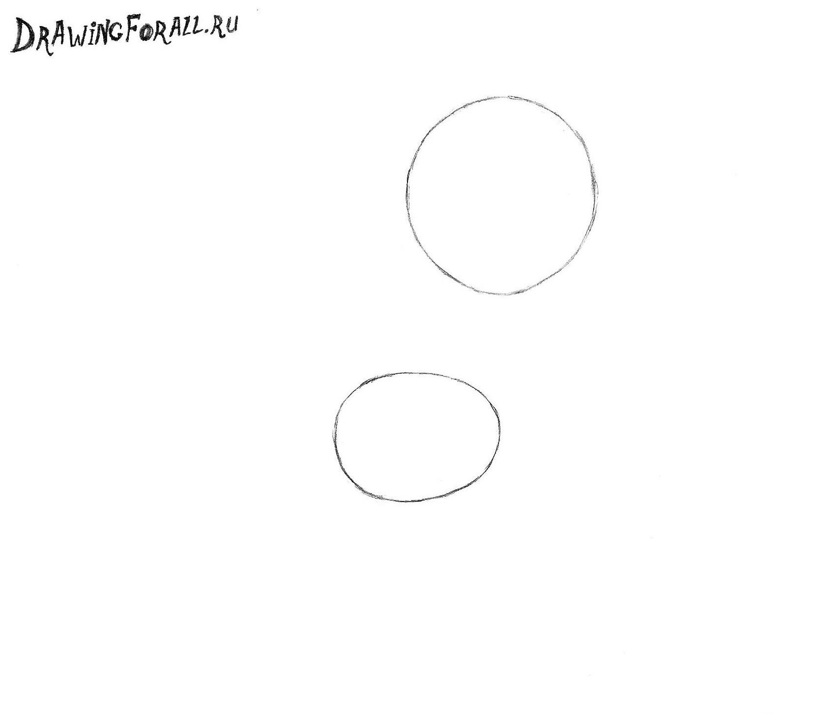 как нарисовать пони рарити карандашом