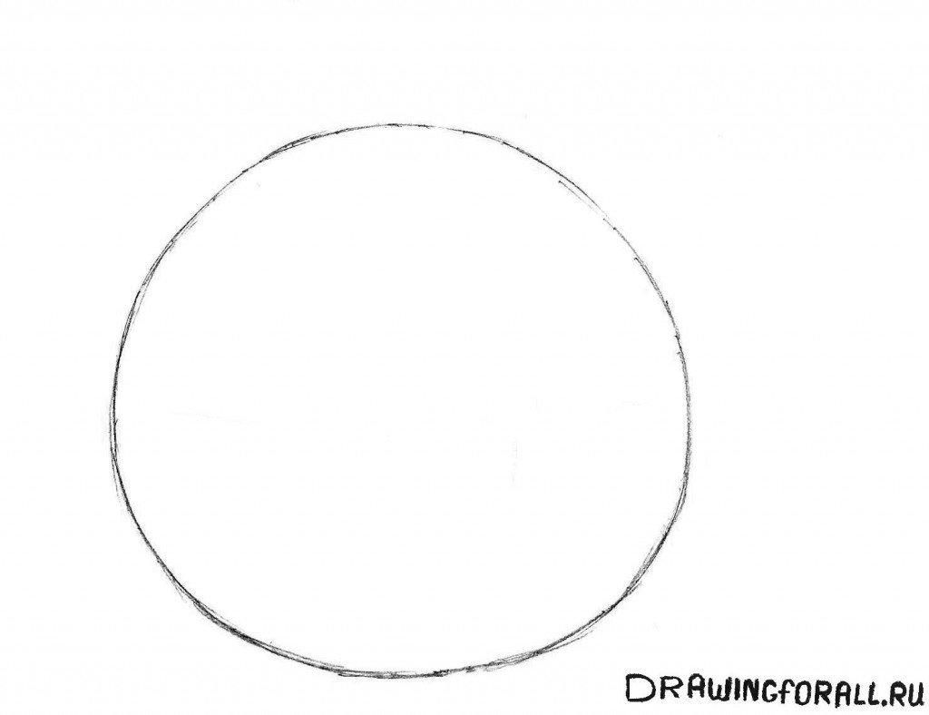 как нарисовать энгри бёрдз