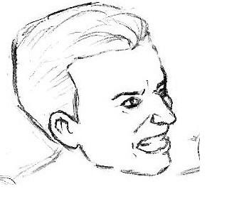 Джонни Кейдж как нарисовать