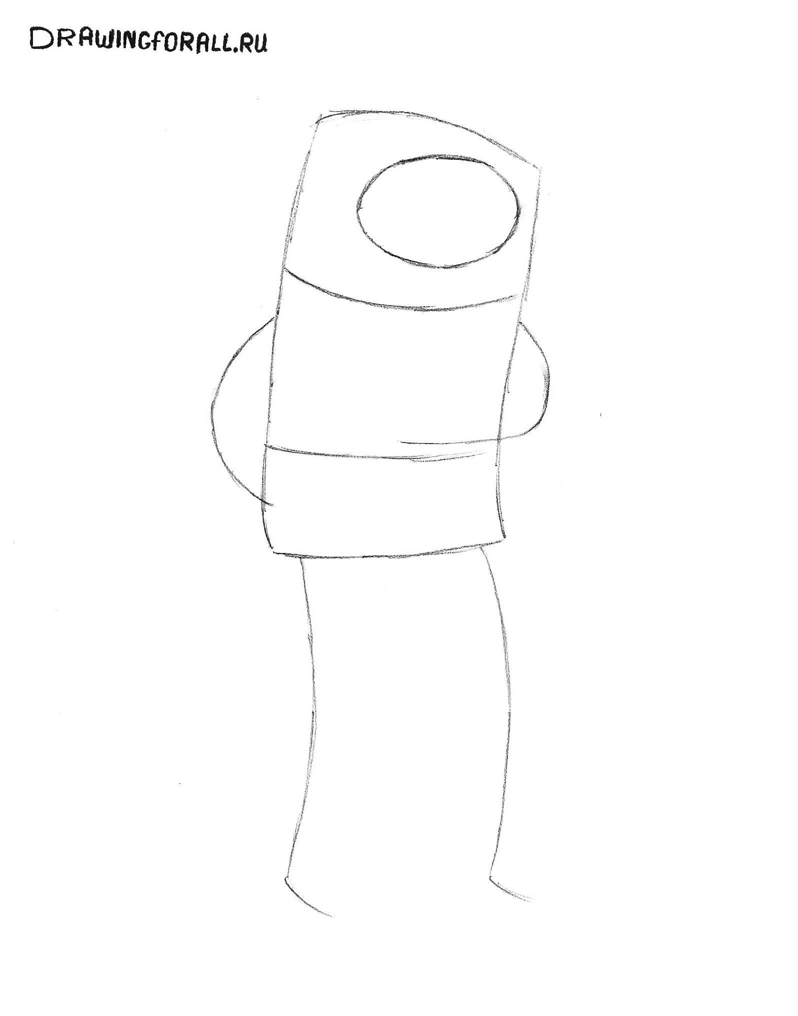 Как нарисовать Финна из Время приключений