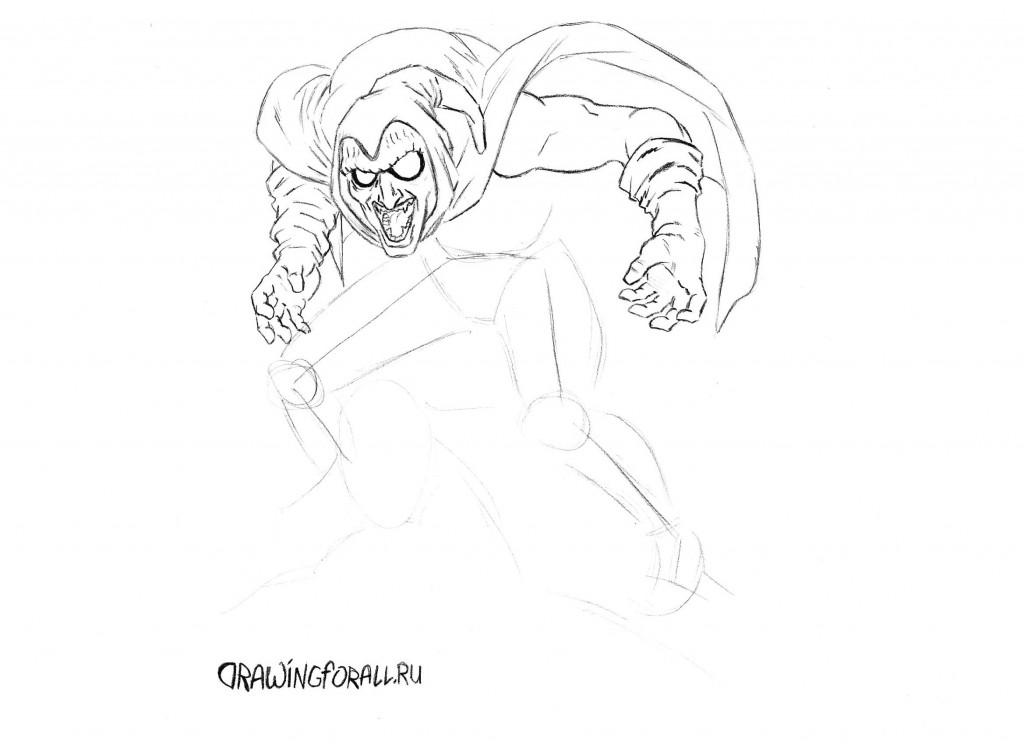 Хобгоблин из Человека-Паука