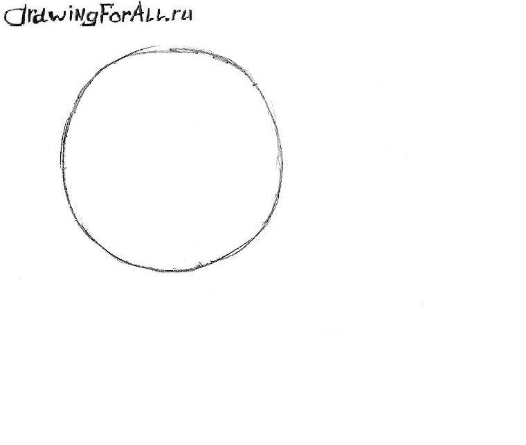 Как нарисовать слоника для ребёнка