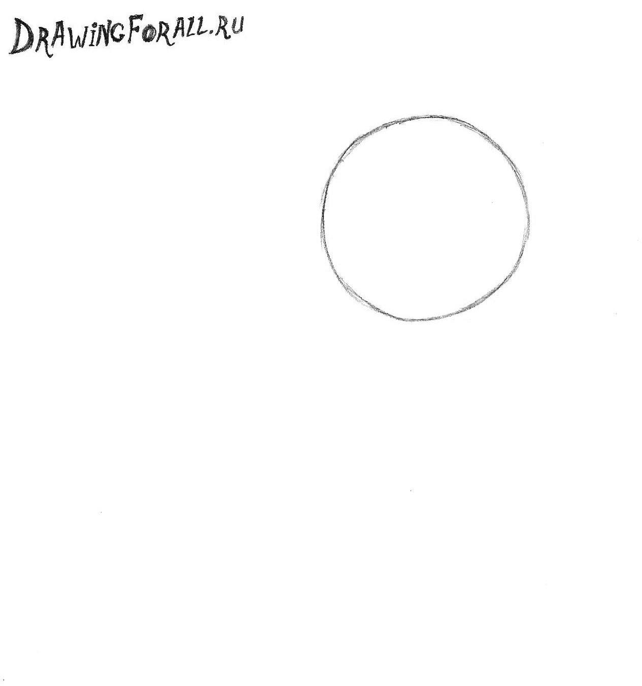 как нарисовать пони пинки пай