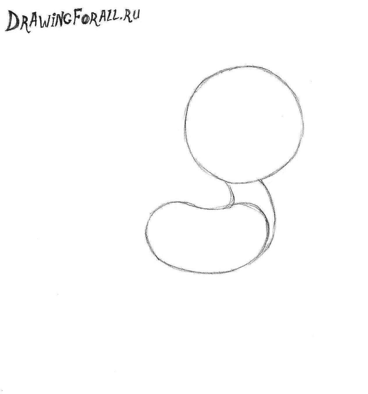 уроки рисования простым карандашом