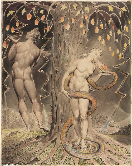 Искушение и падение Евы