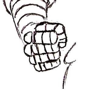как нарисовать железного человека фото