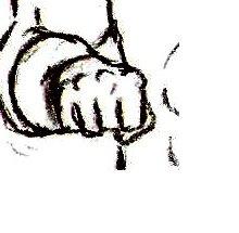 как нарисовать ниндзю карандашом поэтапно