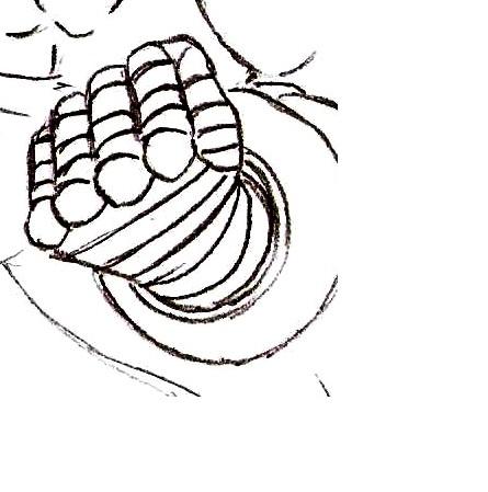 как нарисовать шлем железного человека