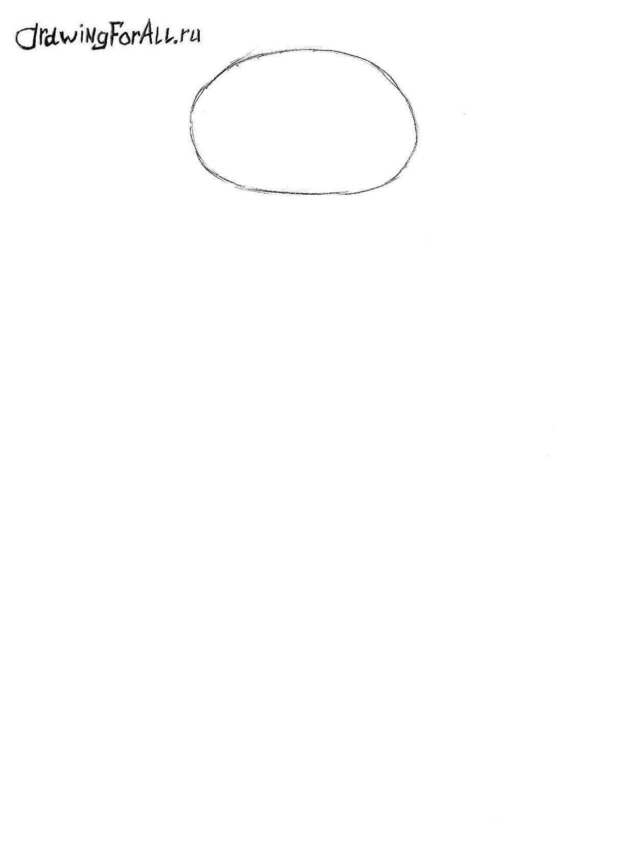 как нарисовать сквидварда