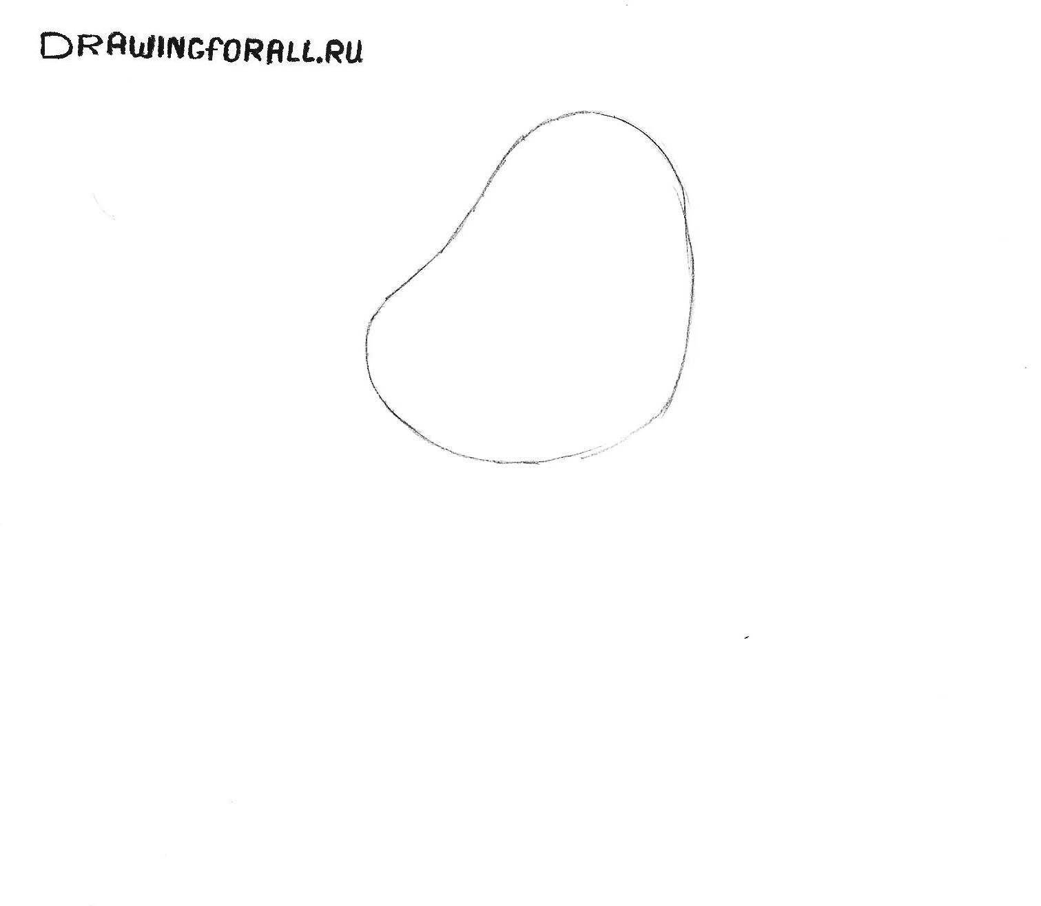 Как нарисовать карлсона