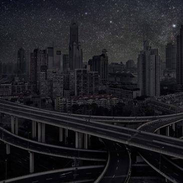 Урбанистическая фантазия от Тьерри Коэна