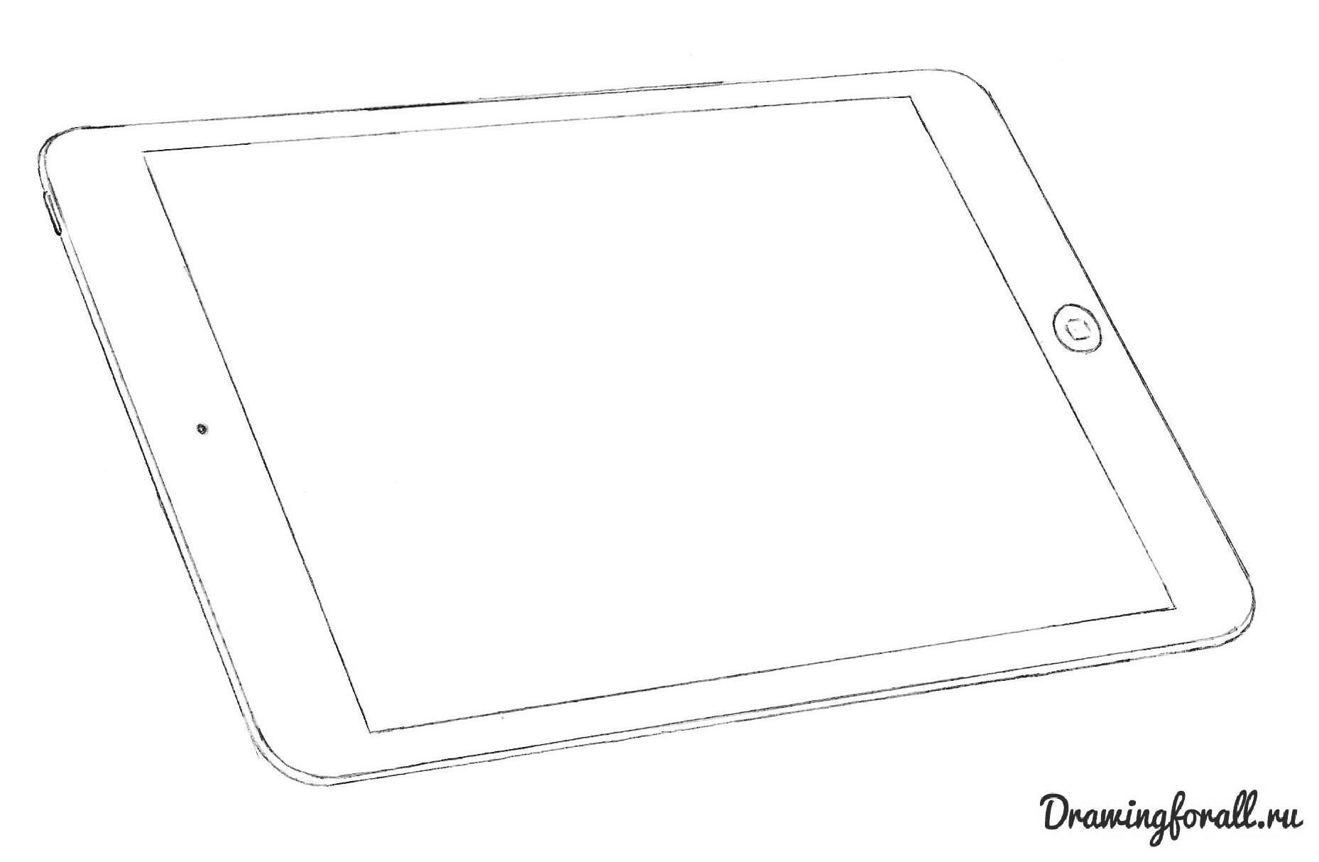 Ipad приложение рисование схем