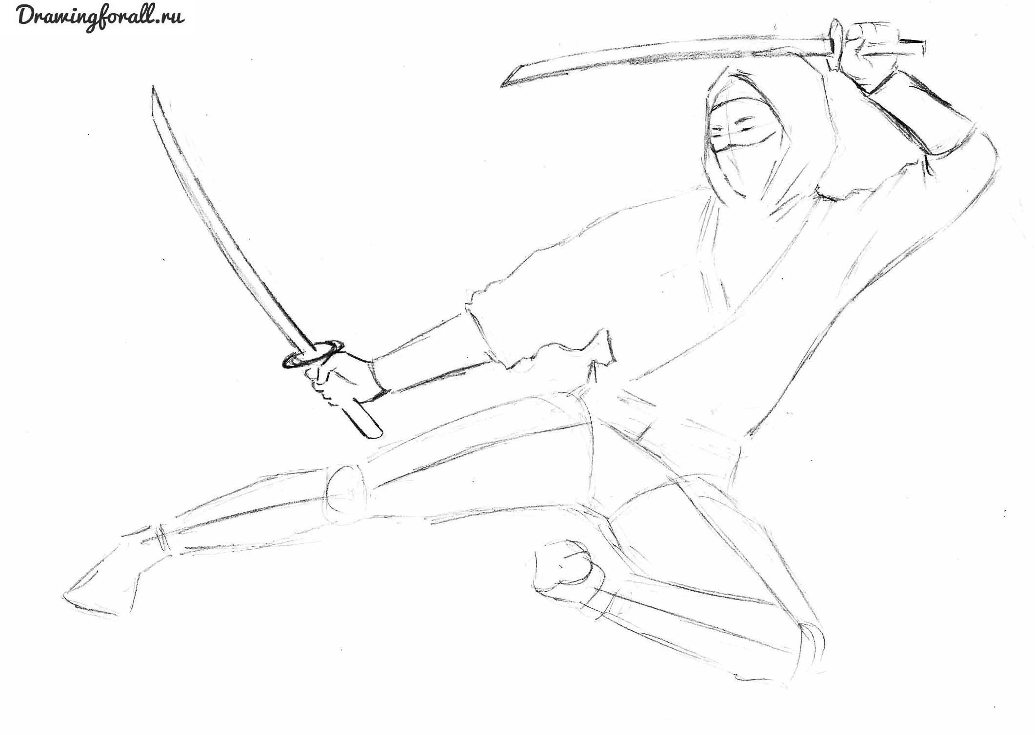 как рисовать карандашом