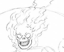 как-нарисовать-призрачного-гонщика-карандашом