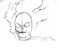 3-как-нарисовать-призрачного-гонщика-поэтапно-890x1024