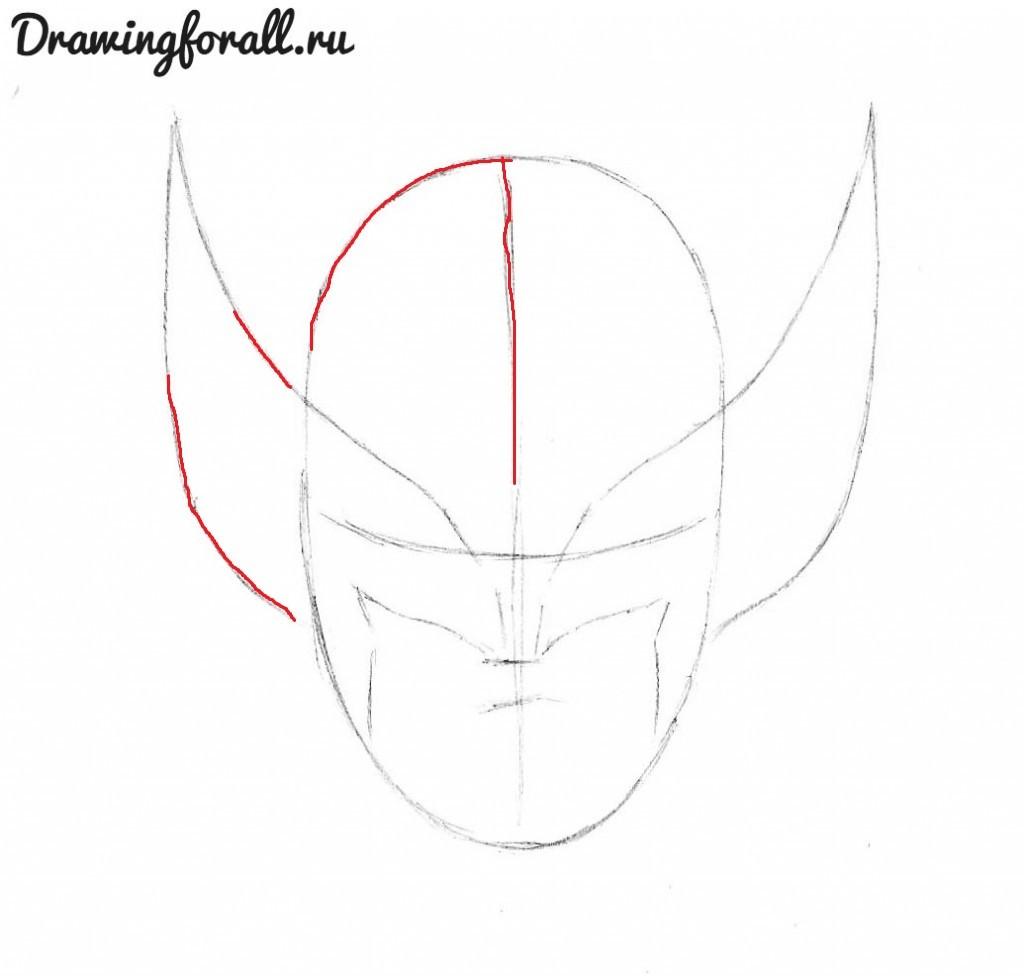 4-как-нарисовать-маску-росомахи-1024x976