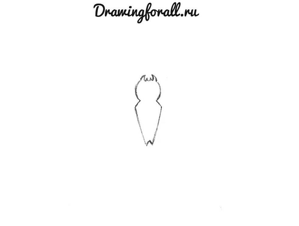 Как рисовать значок Человека Паука