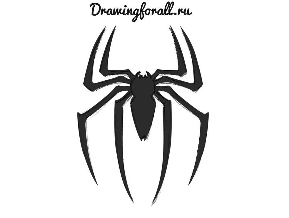 знак человека паука