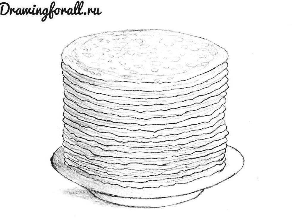 Плетение обычного браслета из резинок