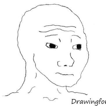 Как нарисовать мем «I Know That Feel Bro»