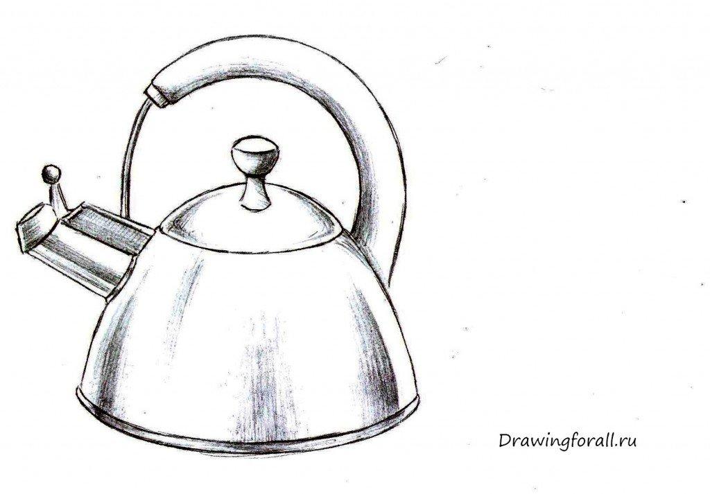 Как научиться рисовать карандашом если я чайник