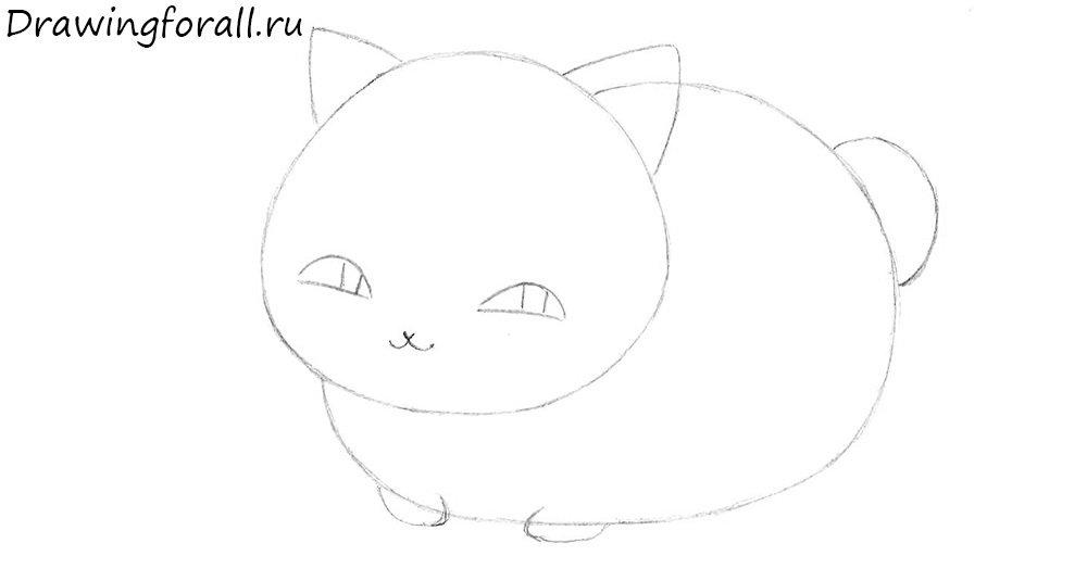 kartinki_kotov_narisovannyh_anime