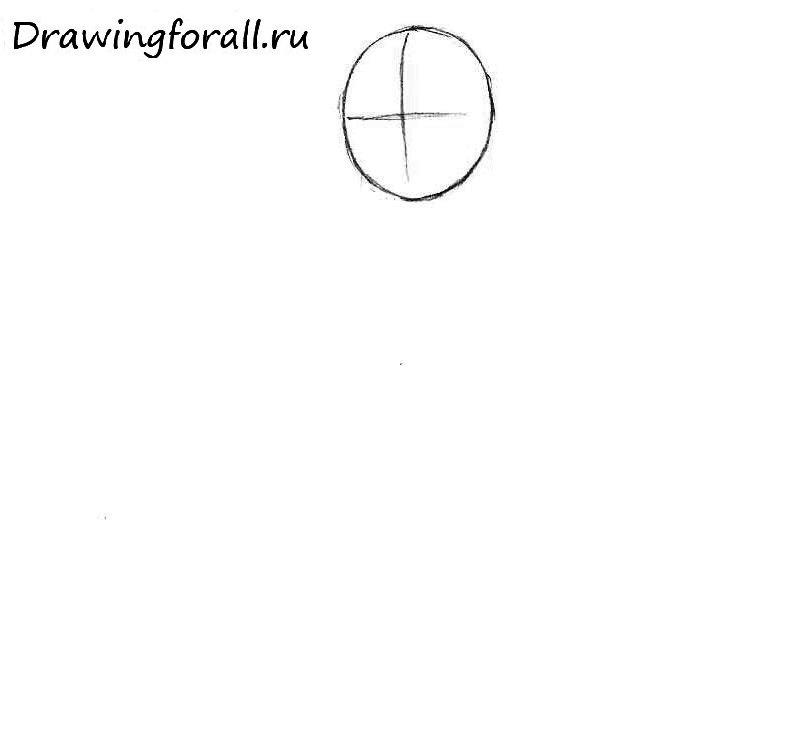 Как нарисовать гоблина поэтапно карандашом