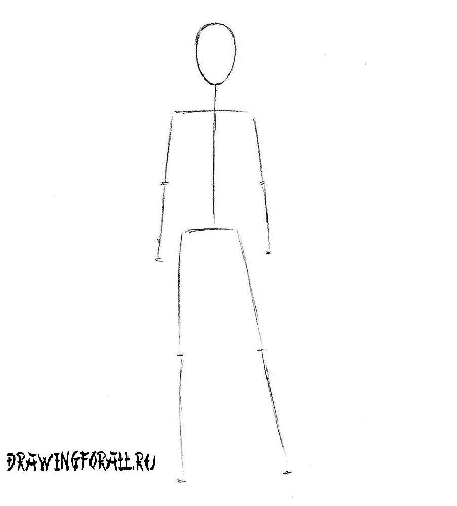 Как нарисовать аватара Корру