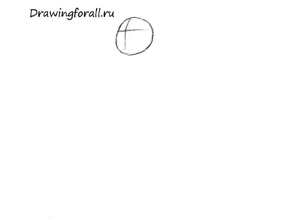 как нарисовать орка поэтапно