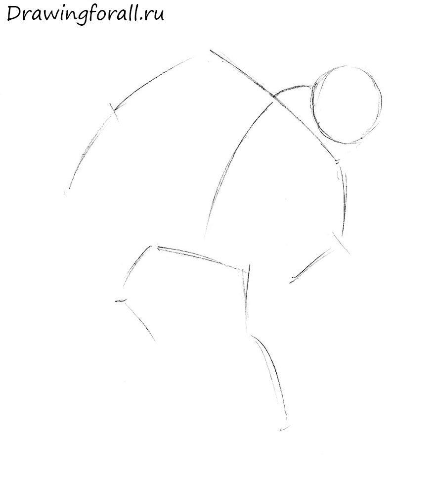 1 как нарисовать огра