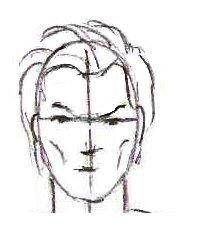Как нарисовать Магнето из Людей Икс