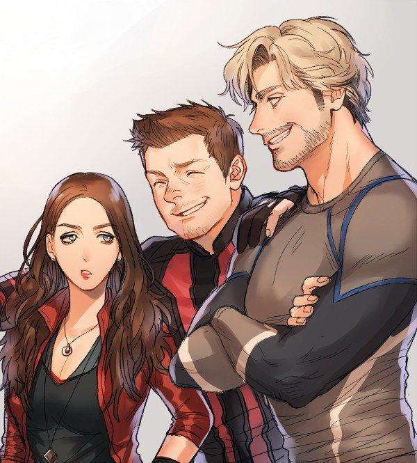 Ртуть из Мстителей