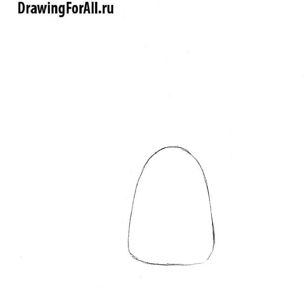 Как нарисовать пылесос для детей