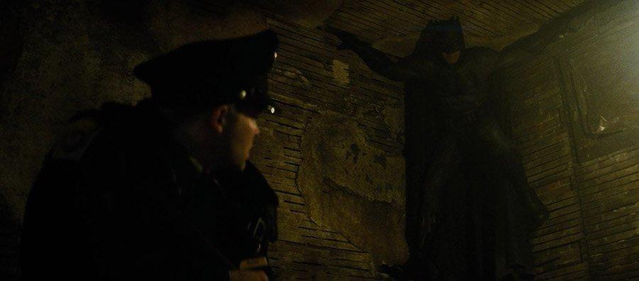 бэтмен против супермена обзор
