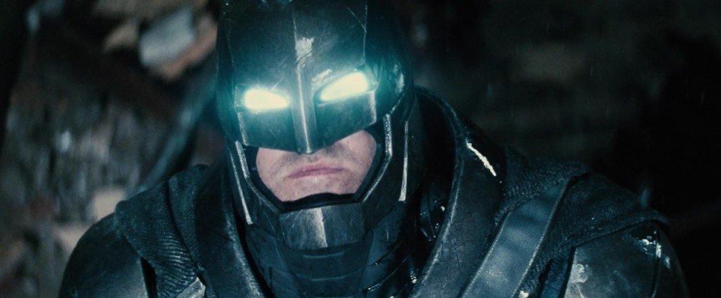 Обзор костюма Бэтмена