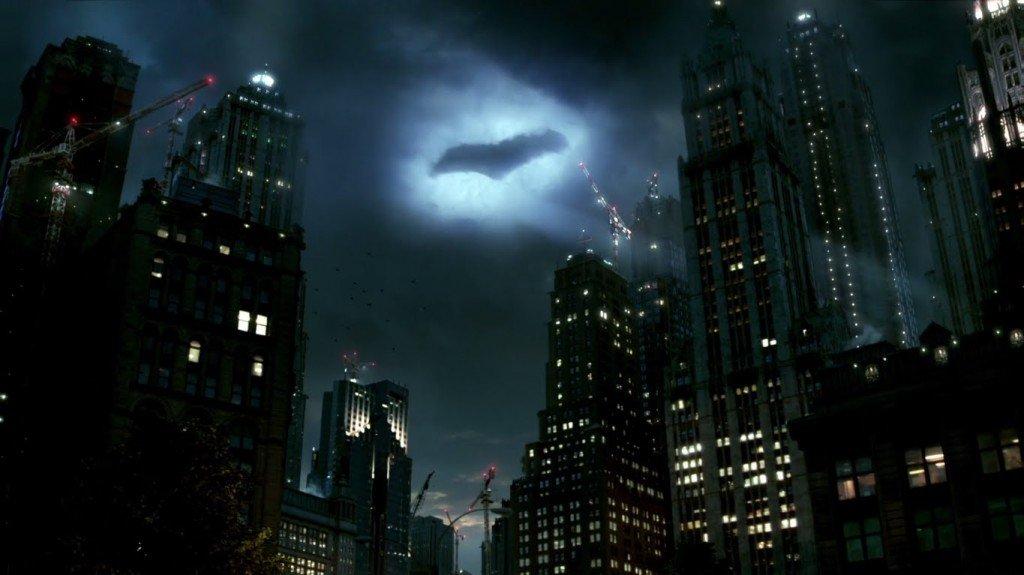 Готэм в Бэтмен против Супермена