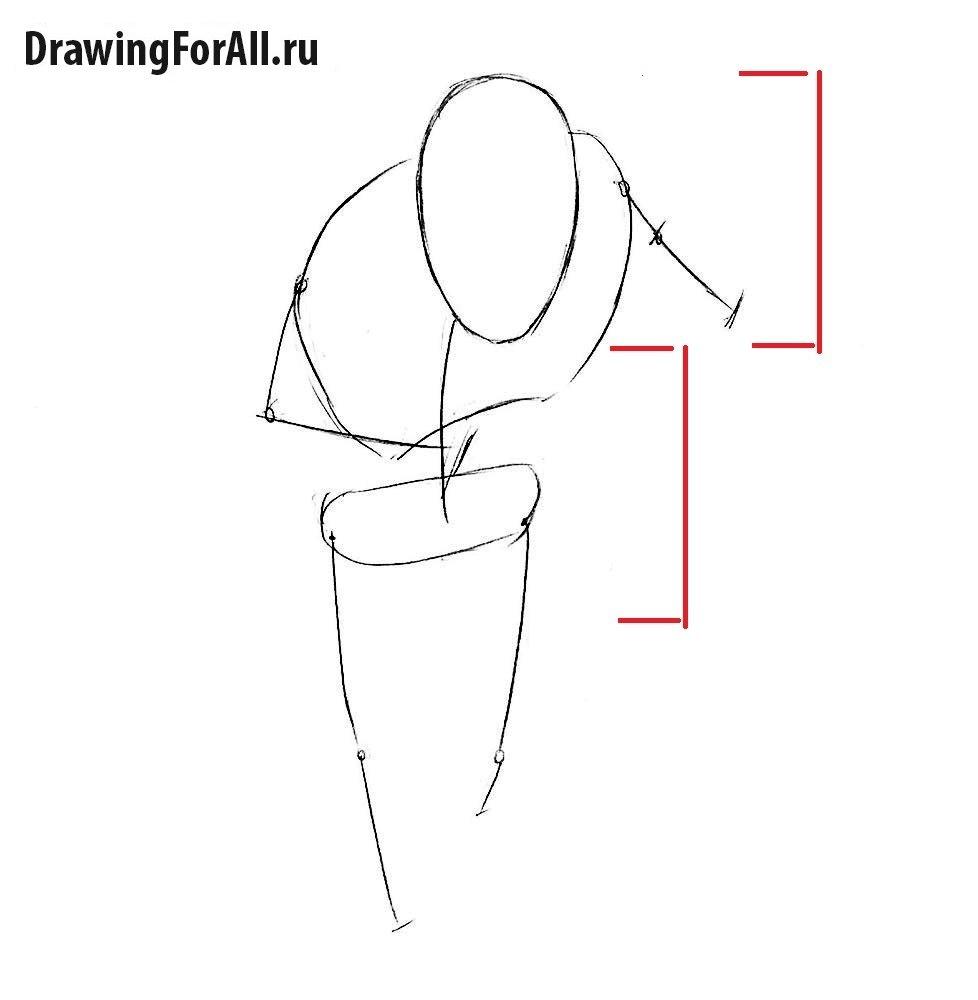 Как нарисовать Ртуть